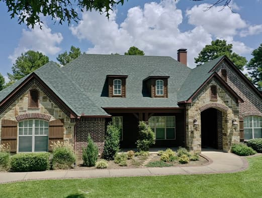 Residential roofing contractor, tyler tx